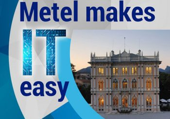 METEL makes it easy  Varese Villa Andrea 5 ottobre 2017